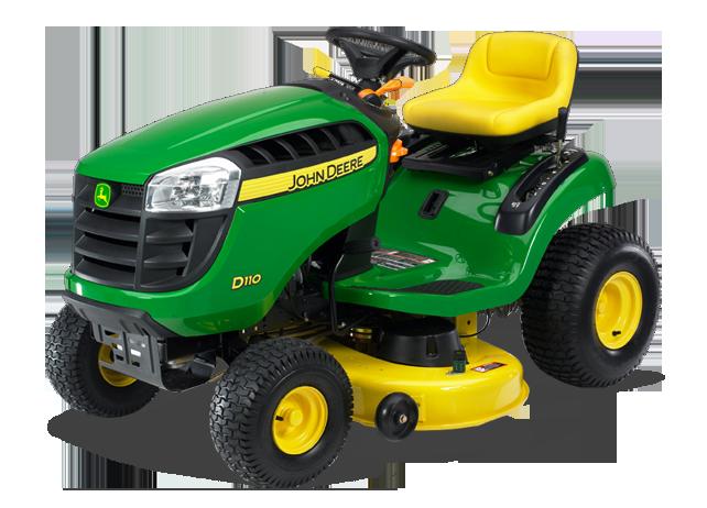 E Series Lawn Tractors E110