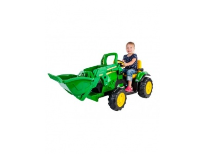 12v-jd-ground-loader-tractor-w-scoop