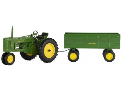 50 tractor with flarebox wagon 1294603