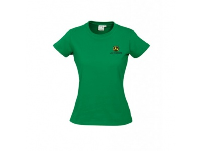id07l ladies green tee 1