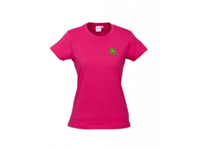 id09l ladies hot pink tee 1
