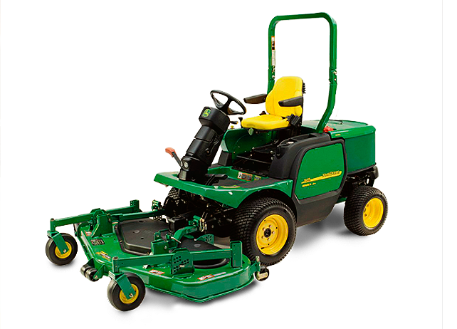 hire john deere mower